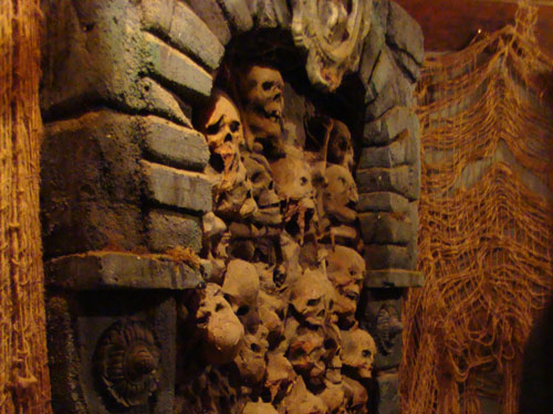 Catacombs at Coffin Creek