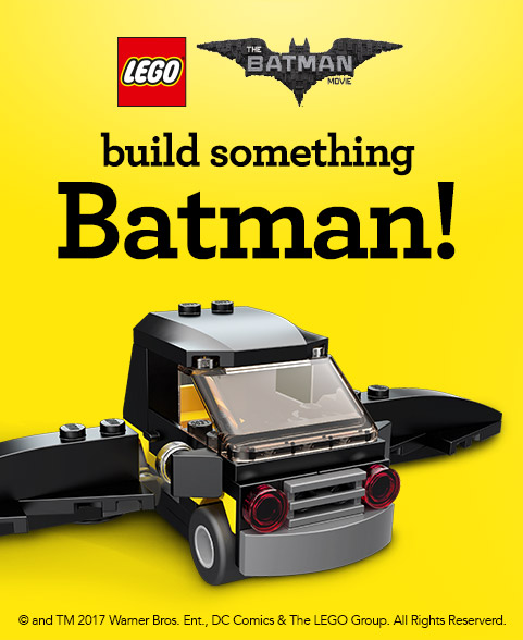build something Batman!