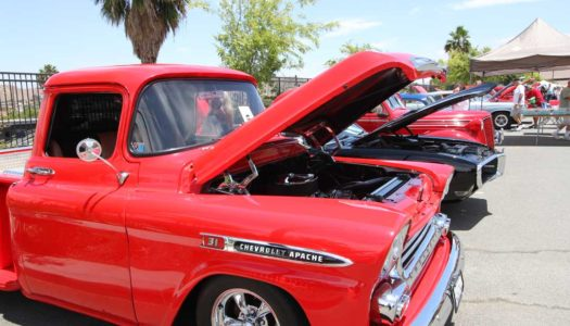 Estancia Del Sol Gives Back to Veterans with Third Annual Classic Car Show